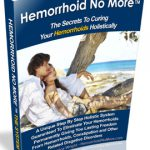 hemorrhoid no more book