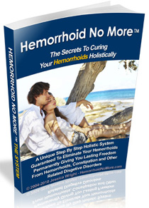hemorrhoid no more featured image